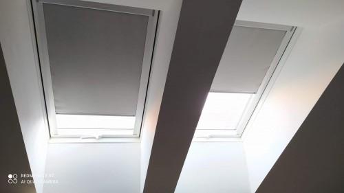 Látková roletka pro střešní okno ROTO